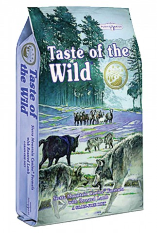 Taste of the Wild Adulto Borrego