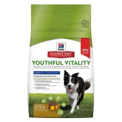 Hill's SP Canine Adult 7+ Youthful Vitality Medium